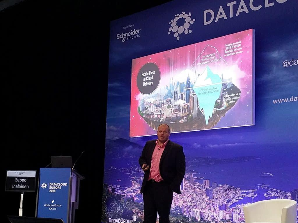 Ficolo at Datacloud Europe
