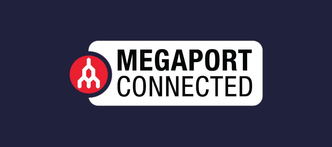 Ficolo Megaport Connected.